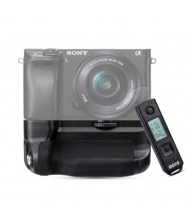 MK-A6300 Pro Battery Grip per Sony A6300 con Telecomando Wireless