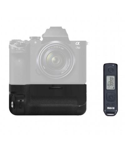 MK-A7II Pro Battery Grip per Sony a7 II, a7s II, a7r II con Telecomando Wireless Temporizzatore per Time Lapse