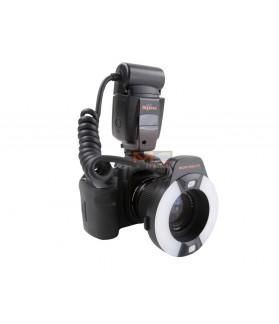 Flash Anulare Meike TTL MK-14EXM per Canon EOS