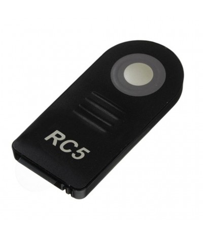 RC5 Telecomando di Scatto Remoto Infrarossi per Canon Eos