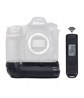 MK-D850 Pro Battery Grip con Telecomando Timer Wireless per Nikon D850