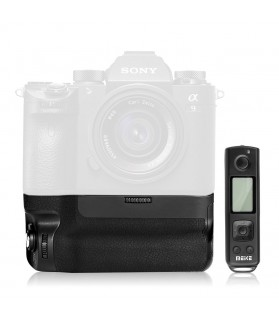 MK-A9 Pro Battery Grip con Telecomando Timer Wireless per Sony A9